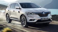 Renault svela in Cina il nuovo Koleos, il Suv che si ispira alla Talisman