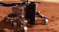 Exomars, via allo sbarco del rover su Marte