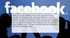 «Se perdi devi mettere la foto profilo che ti dico io...», l'indovinello spopola su Facebook