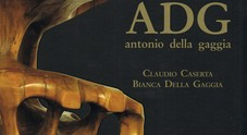 Scultura, pittura, disegno e grafica: la monografia su Della Gaggia è già cult