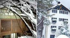 Hotel travolto da valanga: «Ci sono tanti morti» Trenta dispersi. Edificio spostato di 10 metri