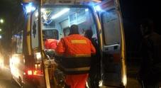 Immagine Muore colpito da portellone del camion aperto da Bora