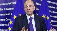 Immagine Moscovici: «Richiesta ragionevole, Italia rispetti impegni»