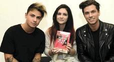 Il sogno di Sharon si avvera: pubblicata la sua fan fiction con Benji & Fede