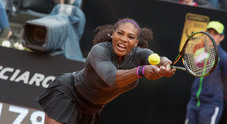 Ibi16: Serena Williams batte in finale Madison Keys (foto Fracassi/Ag.Toiati)
