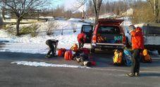 Soccorso alpino veneto verso le zone colpite, 30 uomini e mezzi