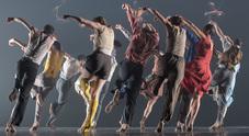 Il grande coreografo Shechter in residenza a Villa Nappi Una masterclass alle Muse
