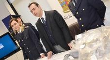 Pizzaiolo e promotore affittano  casa: dentro droga per 80mila euro