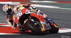 MotoGp: Pedrosa in pole al Montmelò, disastro Rossi
