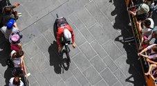 Seguire la tappa del Giro d'Italia in elicottero? Il concorso per vincere un sogno