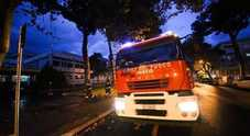 Esplosione in una palazzina tre feriti nel Casertano