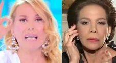 """""""Non dirmi come fare il mio lavoro"""", Barbara D'Urso furiosa in diretta tv"""