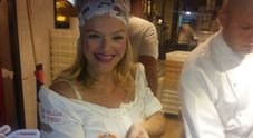 Femmena e Fritta, sul Lungomare festa per la pizza di Teresa Iorio da Rossopomodoro