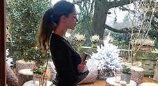 Belen Rodriguez e Iannone, fuga d'amore nel resort di lusso