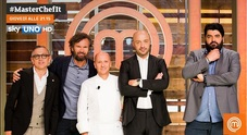 i giudici di Masterche Italia e Heinz Beck