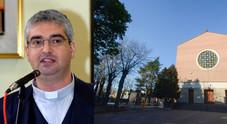 Immagine Orge in canonica, vescovo:  «Ferita per nostra Chiesa»