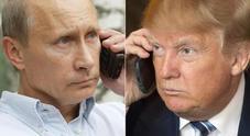 Immagine Ci salverà l'intesa tra Putin e Trump