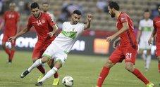 Coppa d'Africa, Algeria sconfitta 2-1 dalla Tunisia. Il Senegal supera lo Zimbabwe 2-0