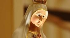 La chiesa della Madonna di Fatima devastata da un gruppo di cento persone