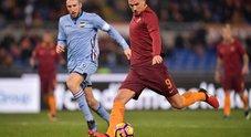 Roma-Sampdoria: le foto della partita