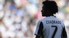 Juve, Cuadrado riscattato dal Chelsea per 20 milioni
