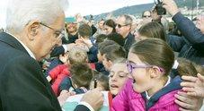 Mattarella a Trieste e Gorizia  Serracchiani: «Grati dell'omaggio»