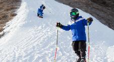 Piancavallo, la neve salva la stagione: domenica sugli sci, aperte le piste