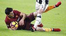 Juventus-Roma: le foto della partita
