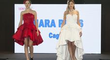 Gli abiti da sposa che hanno vinto la gara a Udine