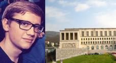 Alessandro Fiorin e l'università di Trieste