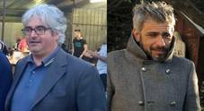 Don Andrea Contin e don Roberto Cavazzana