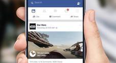 Facebook: pubblicità nei video