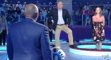 «Sono Roberto, vengo da Roma»: ma il concorrente  non è un ospite qualsiasi