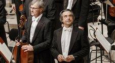 Il ritorno di Muti: «Porterò al San Carlo un'opera di Mozart»