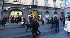 Napoli, prima città per incremento delle imprese commerciali regolari