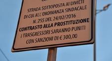 Lecce, cartelli stradali anti-prostituzione