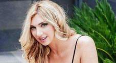 La sexy star Lisa Torrisi madrina del Premio Fescina a Quarto