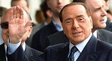 Berlusconi: «Io sono in campo e posso prendere il 30%. Mai pensato di governare con il Pd»