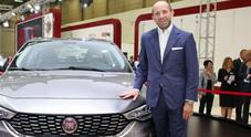 Napolitano: «Il mercato non è pronto per l'elettrico, Fiat vola con 500 e Tipo»