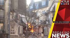Parigi, forte esplosione in un palazzo: paura a Boulogne-Billancourt, diversi feriti