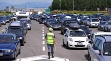 Traffico per festa dell'Ascensione: sospeso 24 ore il cantiere in A23