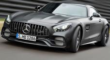 Mercedes celebra il mezzo secolo di AMG con il gioiello griffato GT C Edition 50