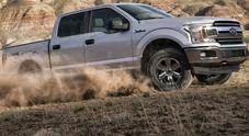 Ford F-150, l'icona dei pick-up si rinnova: più versatile, efficiente ed anche diesel