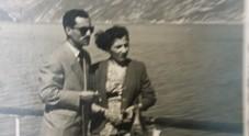 Lea Rina Cesana con il marito