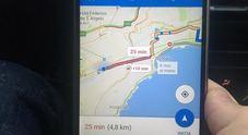 Maltempo a Napoli, traffico in tilt 25 minuti per fare pochi metri