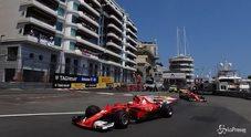 Formula 1: doppietta Ferrari a Montecarlo
