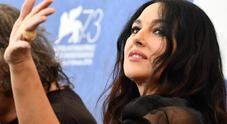 Monica Bellucci vince l'Eastern Star Award del Trieste Film Festival