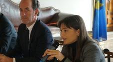 Luca Zaia e Debora Serracchiani