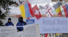 Una immagine di Davos