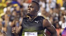 Bolt correrà i 100 metri a Monaco in preparazione dei Mondiali